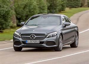 Mercedes 220 Coupe : mercedes benz c class coup 2015 driving performance parkers ~ Gottalentnigeria.com Avis de Voitures