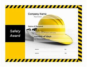 safety award certificate memes With safety recognition certificate template