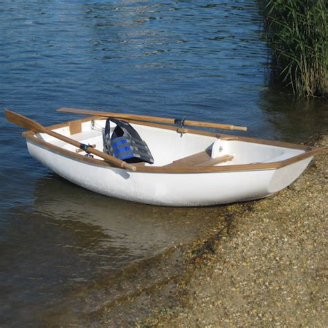 Dinghy And Boat by Nestaway 8ft Nesting Pram Dinghy Nestaway Boats