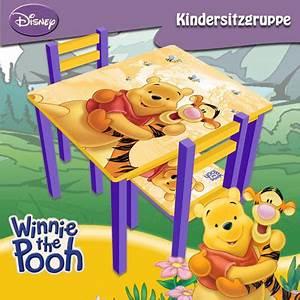 Winnie Pooh Tisch : winnie the pooh sitzgruppe kindertisch kinderstuhl schreibtisch kinderm bel ebay ~ Pilothousefishingboats.com Haus und Dekorationen