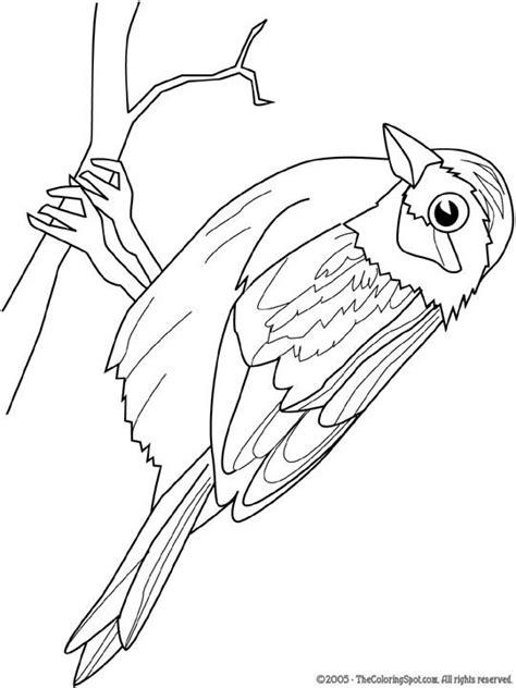Escher Vogel Kleurplaat by Kleurplaat Vogels Mozaiek Kleurplaten Vogels Tekenen