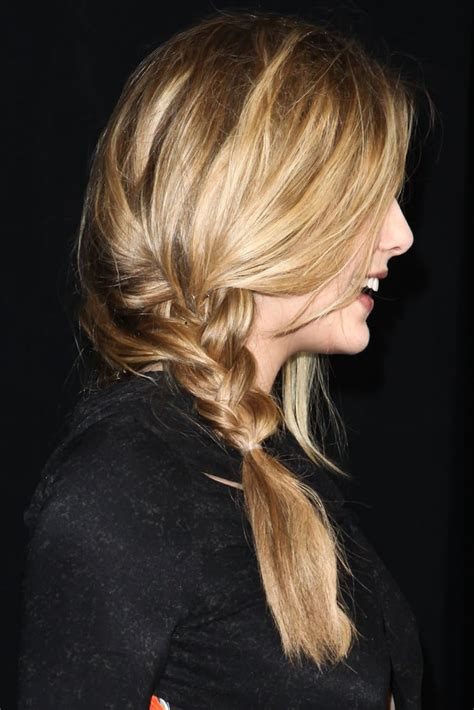 easy hairstyles you can do in your car popsugar beauty