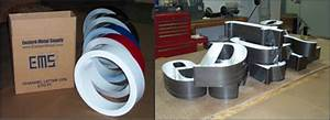 channel letter coil signage extrusions our products With channel letter coil