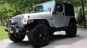 2005 Jeep Wrangler X  Trim Overview  4 0l I6 Specs  Stock Axle Options