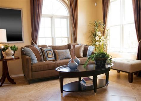 Living Room Ideas With Brown Leather Sofa by 2 Living Room Decor Ideas Brown Leather Sofa Home