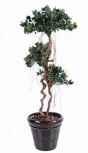 Arbre D Intérieur : arbre artificiel ficus panda microcarpa plante int rieur 140 cm ~ Preciouscoupons.com Idées de Décoration