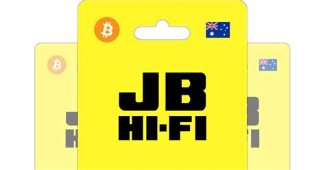 It is recommended to check with your financial institute or card issuer to find out if you can buy btc with a credit card and/or debit card. Buy JB Hi-Fi with Bitcoin - Bitrefill