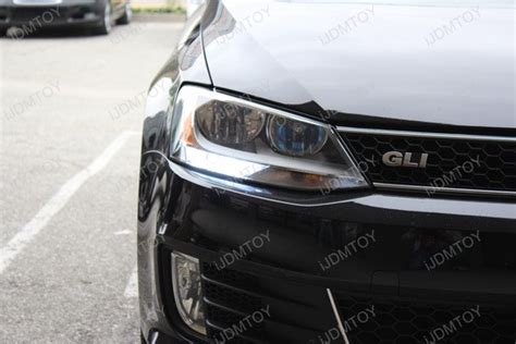 led daytime running lights for the 2013 volkswagen jetta