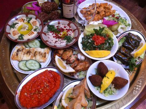 lebanese cuisine lebanese cuisine class