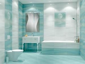 Peinture salle de bains 24 idees de murs en deux couleurs for Peinture wc 2 couleurs 2 peinture salle de bains 24 idees de murs en deux couleurs