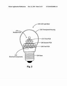 Led Light Bulb Diagram Gallery