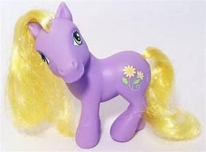 My Little Pony Daisyjo G3 Purple Pony Loose Kid Fun