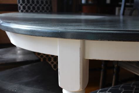 is chalk paint durable for kitchen table antsi chalk paint kitchen table