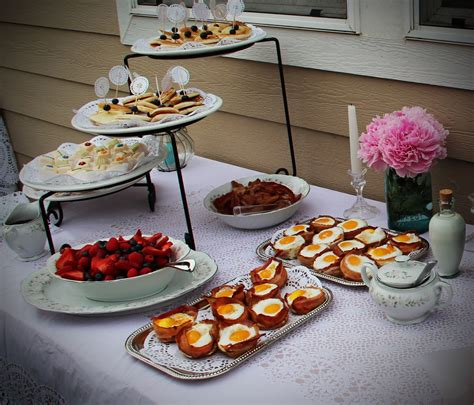 Best Food For Bridal Shower by Moments Don T Collect Dust Wedding Details Breakfast At