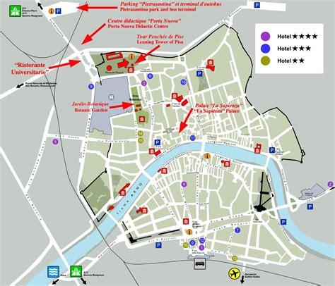 Carte Italie Ville Pise by Cartes De Pise Cartes Typographiques D 233 Taill 233 Es De Pise