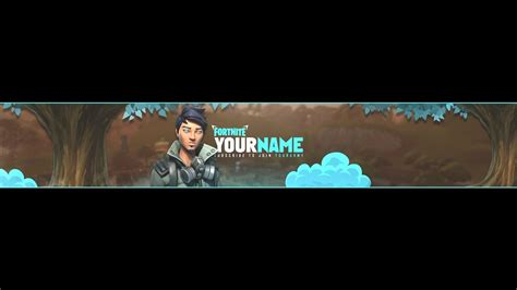 I Made A Youtube Banner Template!