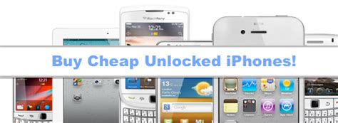 best place to buy unlocked iphone where to buy cheap unlocked iphones with no contract