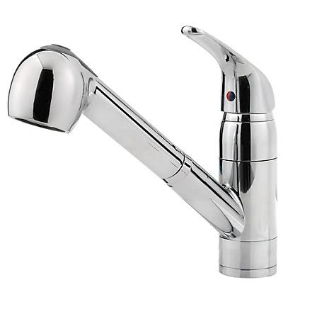 Pfister Faucet Reviews by Best Pull Out Kitchen Faucet Buyer S Guide Reviews