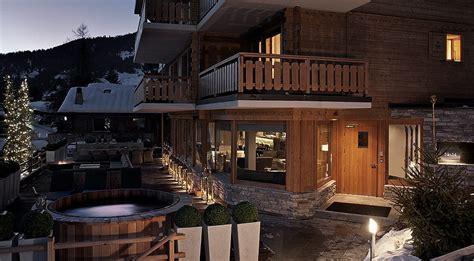 luxury 5 ski chalet rental in verbier for large groups ski holidays