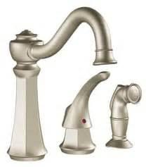 Moen 7065sl Single Lever Cast Spout Faucet With 10 Inch