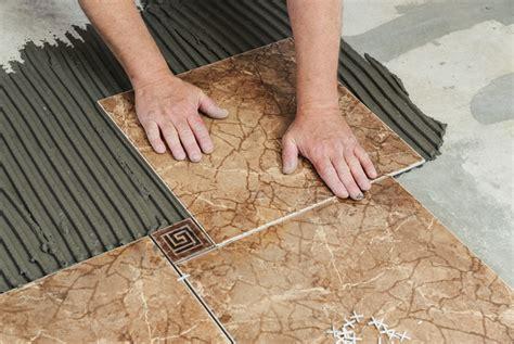 Fußboden Mit Fliesen Verlegen » Die Vorteile