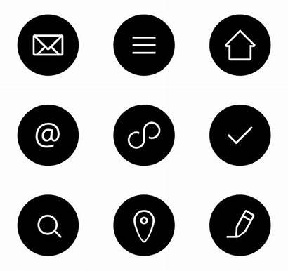 Round Icons Icon Packs Fill Sebastien Gabriel