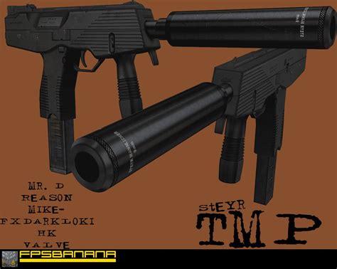 Steyr TMP ReRelease (Counter-Strike