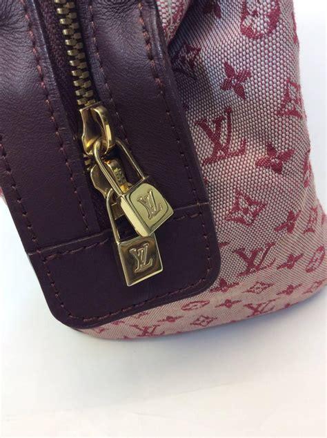 louis vuitton cherry mini monogram josephine pm bag
