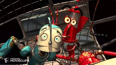 Robots 1 3 Movie Clip The Cross Town Express 2005 Hd
