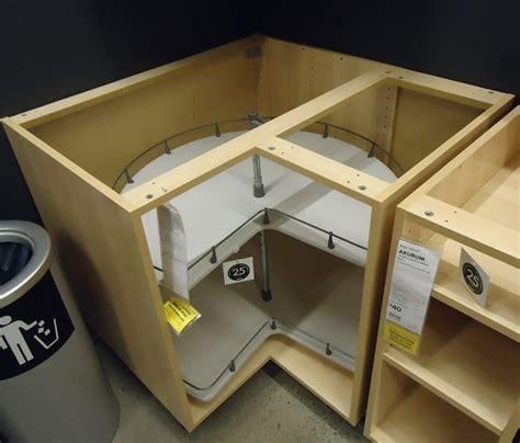 Filekitchen Cabinet Corner Design Showing Turntable