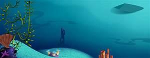 Cartoon Underwater Ocean Background | www.imgkid.com - The ...