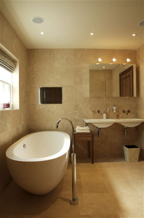 Badezimmer Modern Beige by Beige Bathroom Photos 124 Of 210