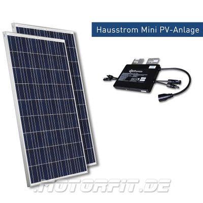 mobile pv anlage 530w hausstrom mini pv anlage 530 watt solar anlagen