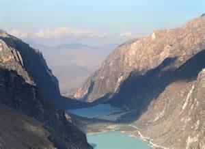 U-shaped Valley Glacier