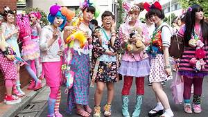 Japanese, Style, And, Fashion, Has, A, Variety, Of, Styles