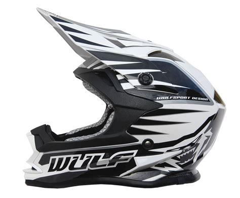 lightweight motocross helmet wulfsport cub kids youth advance acu gold off road