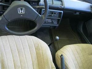 Honda Civic Hatchback 1988 Blue For Sale