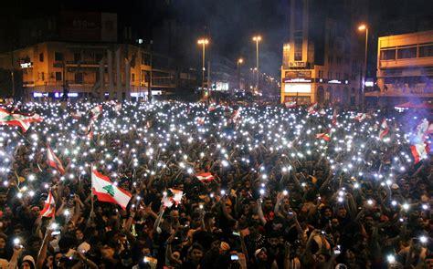 lebanons october revolution    rs