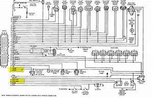 Fuel Injector Wiring Diagram