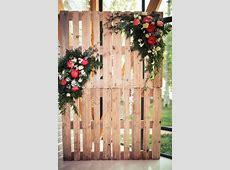100 Amazing Wedding Backdrop Ideas Backdrops, Pallets
