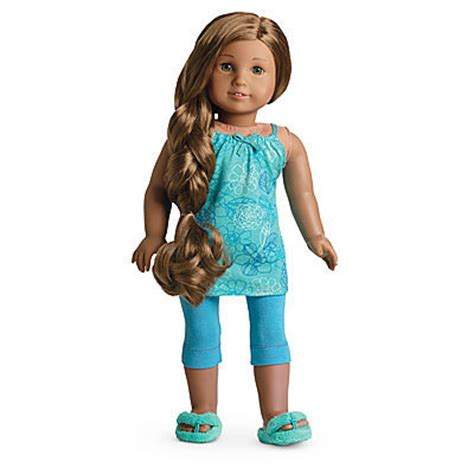 american doll kanani s pajamas for dolls american dolls photo 18541151 fanpop