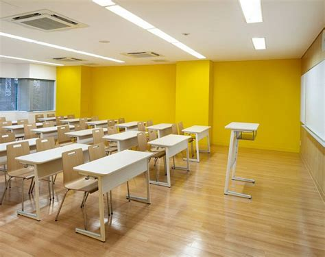 Home Interior Classes : Color Schemes For Training Rooms