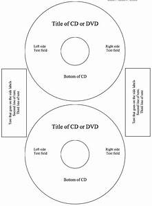 cd label template printable label templates With free printable cd labels