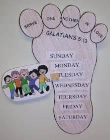 Preschool Sunday School Craft