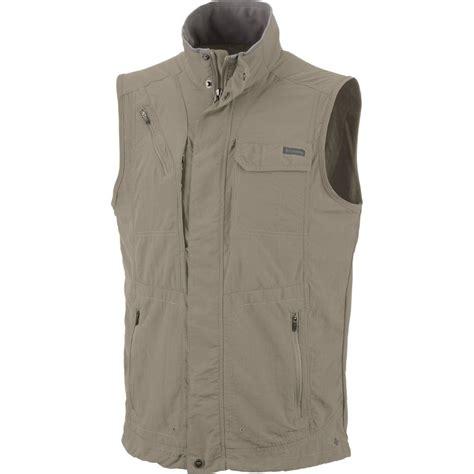 columbia silver ridge vest mens backcountrycom