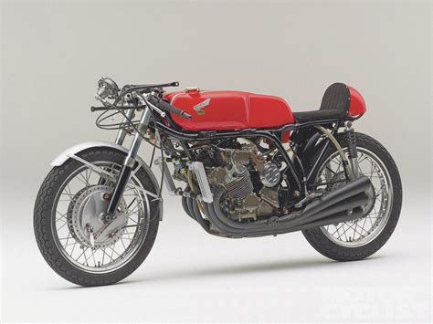 Honda Rc166 Six Cylinder Bike From The 1960s Motorcycles