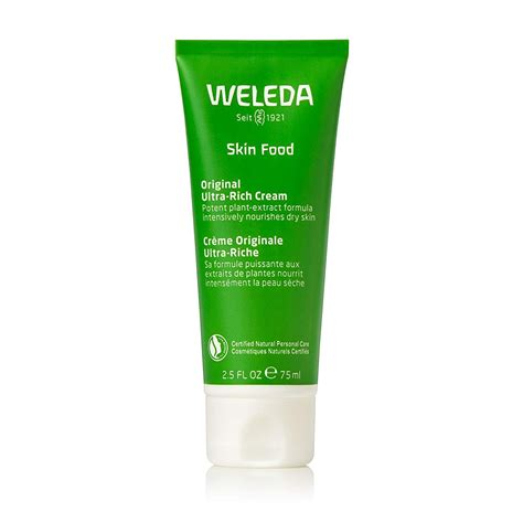 Weleda Skin Food Original Cream | 2.5 Ounce | MerryDerma ...