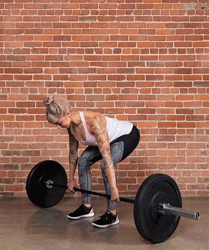 Exercise Hard Modifications Thing Deadlift Barbell Myfitnesspal