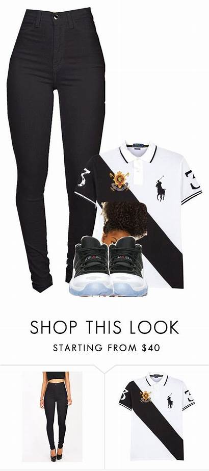 Outfits Tomboy Polyvore Polo Lauren Dope Swag