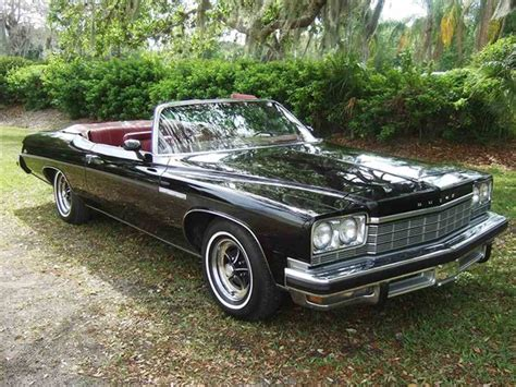 Buick Lesabre Convertible For Sale by 1975 Buick Lesabre For Sale Classiccars Cc 654415